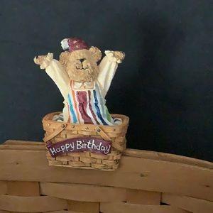 Boyd's Bear Basket Hanger